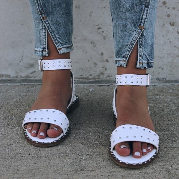 ce490ce6b7 Mia Shoes | Fannie Studded Sandal | Poshmark